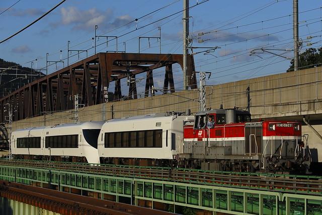DE10-1749 + Series 371 Transfer for Fuji-kyu