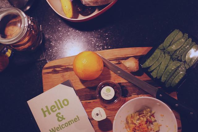 Hello Fresh food box review