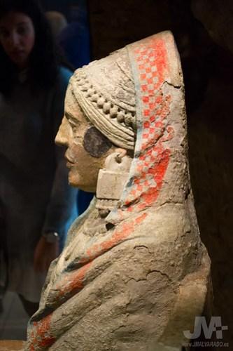 Dama de Baza (perfil izquierdo)
