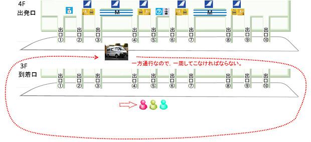 161021 スワンナプーム空港鬼ごっこ3