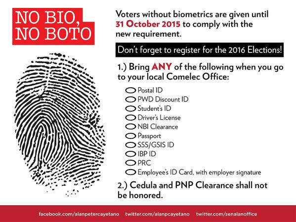 reminder to vote