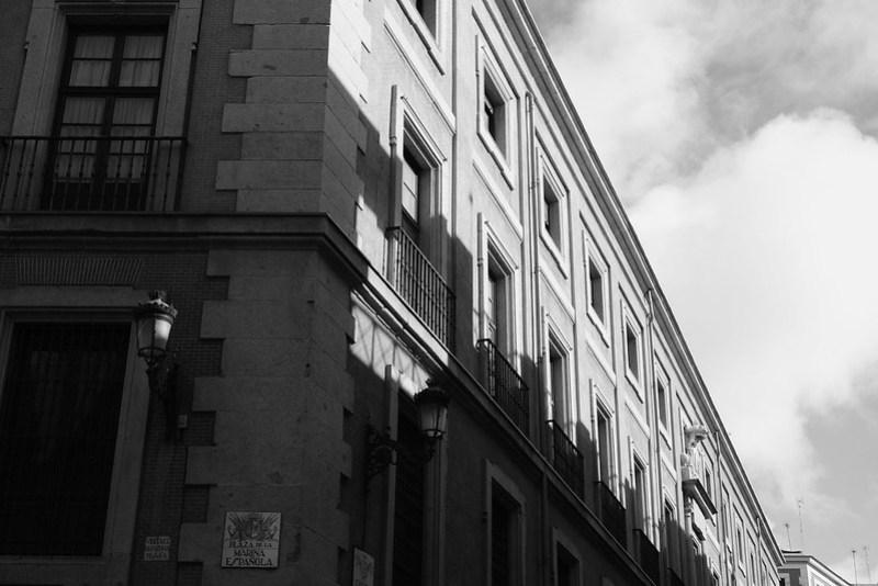 Tribunal de la Inquisición en Madrid