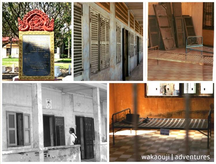 Cambodia Toul Sleng
