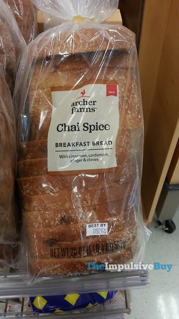 Archer Farms Chai Spice Breakfast Bread