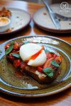 Bruschetta, $17: Devon on Danks, Waterloo. Sydney Food Blog Review