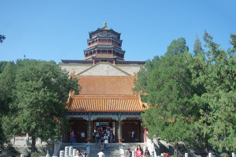 Pagoda del Buda Fragante