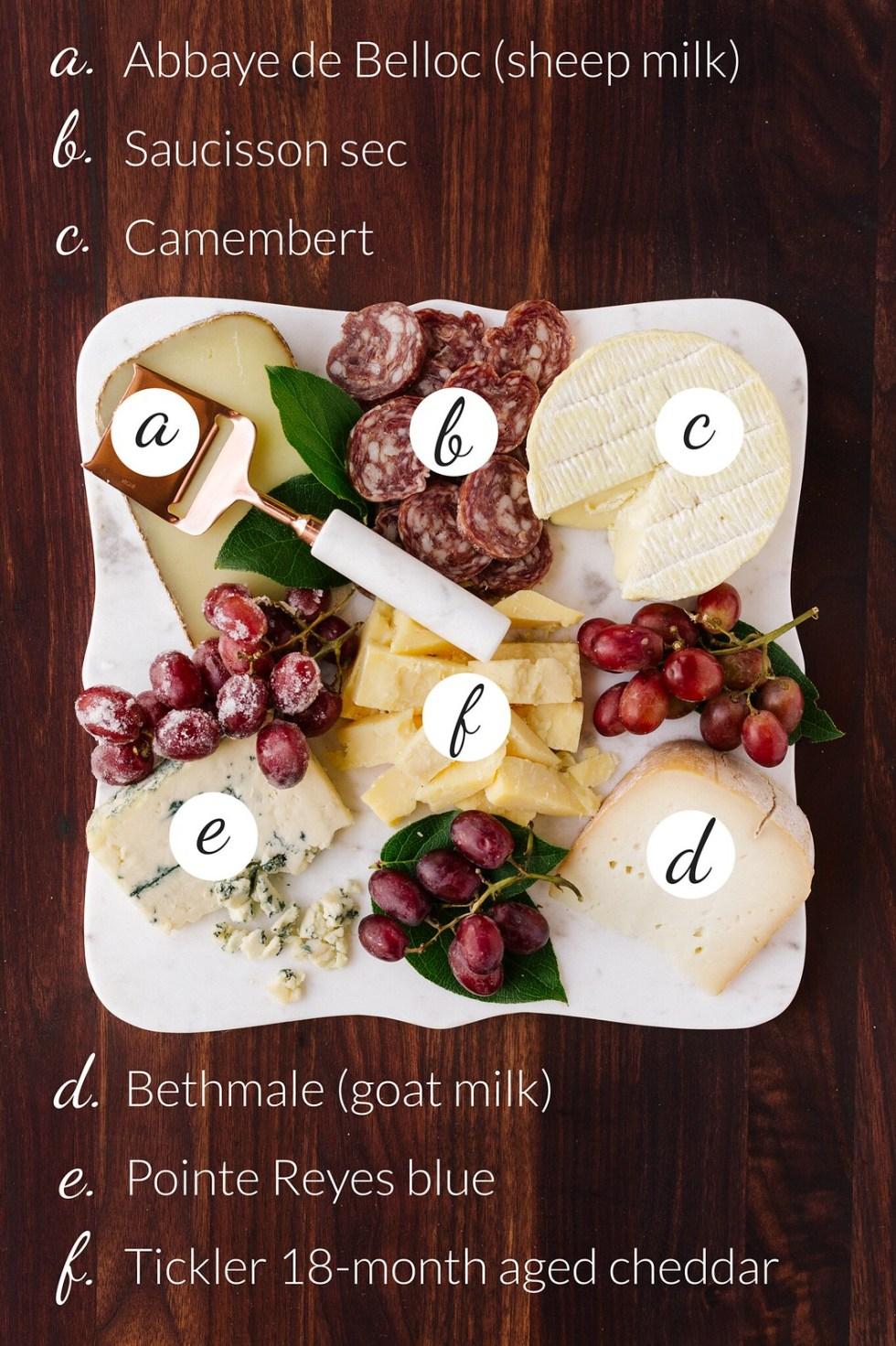 Cheese board tutorial #sponsored