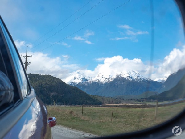 Road to Paradise, Glenorchy