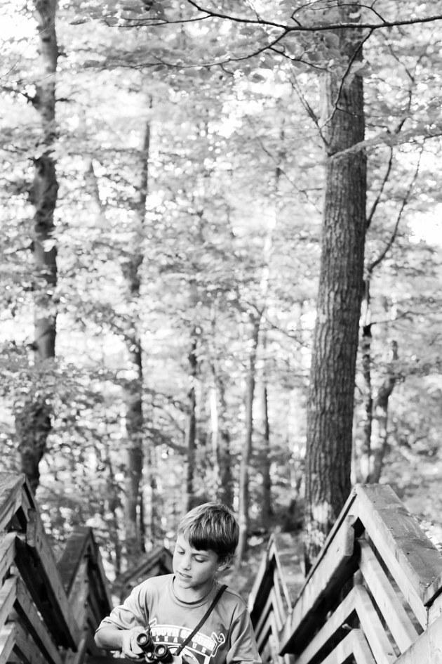 Finding adventure