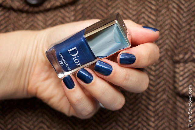 02 Dior #791 Darling Blue swatches