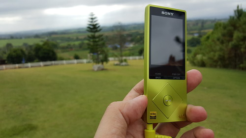 ให้ดูกันชัดๆ Sony NW-A25