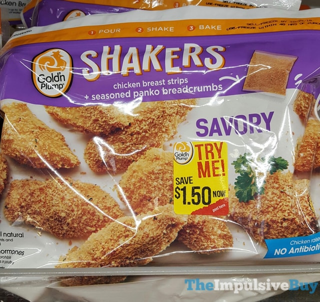 Gold'n Plump Savory Shakers