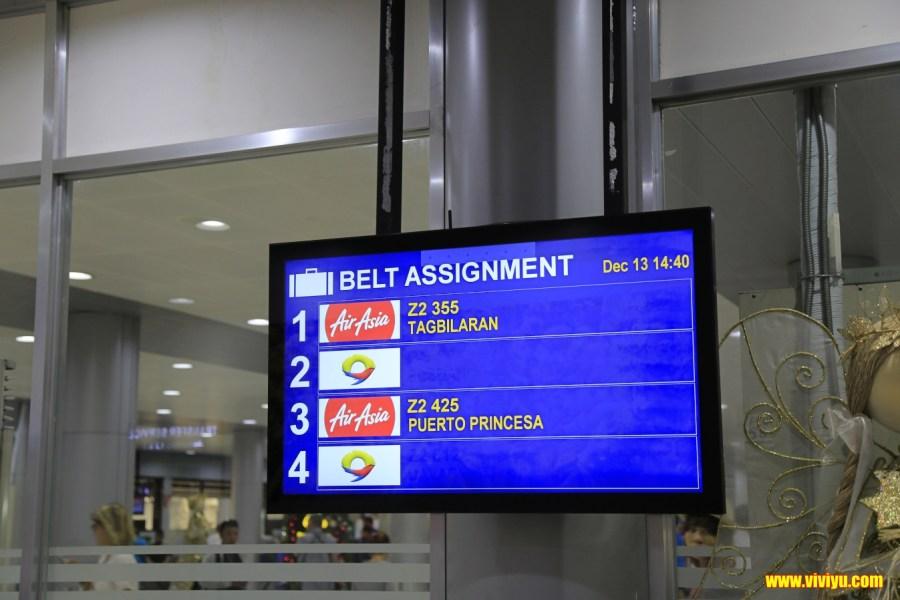 [菲律賓.薄荷島]AirAsia航空~訂票、Check IN與乘坐體驗、舒適的飛航行程 @VIVIYU小世界