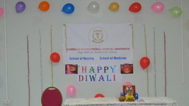 Diwali Celebration- 2015