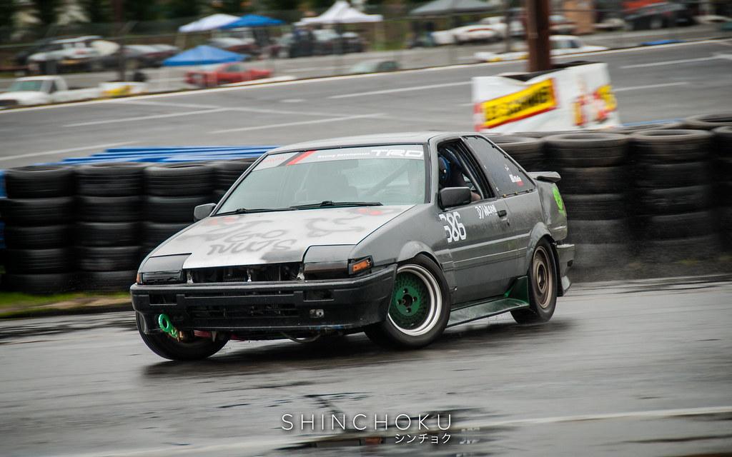Evergreen Drift - Open Drift (11-14-15)