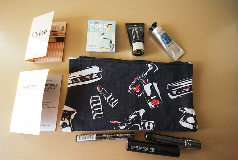 Sephora Beauty Insider Appreciation Bag