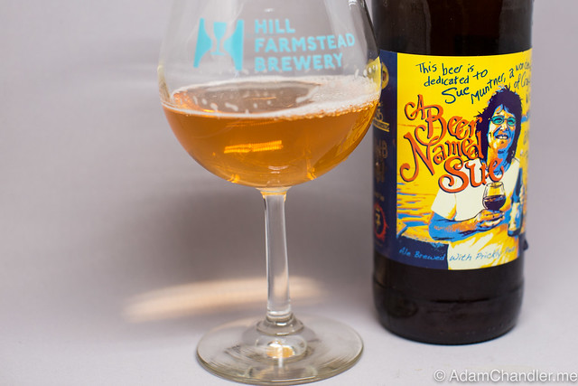 Cigar City / Cycle / 7venth Sun / J Wakefield A Beer Named Sue