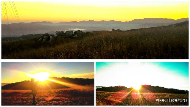 mt jumbo sunrise