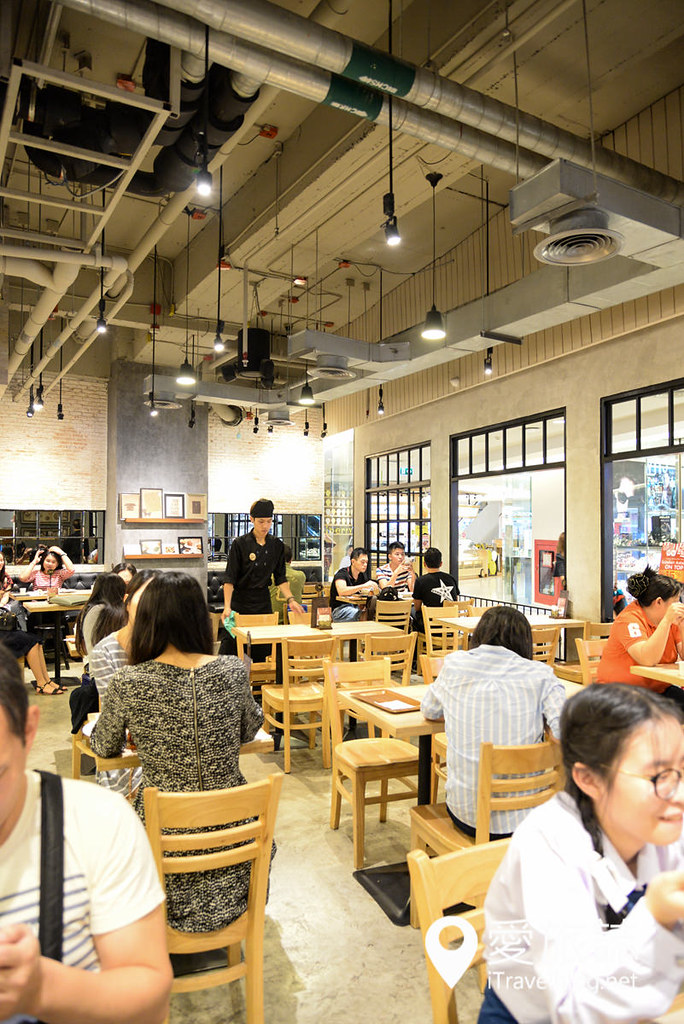 《曼谷下午茶》After You Dessert Cafe:人气蜜糖土司专卖店