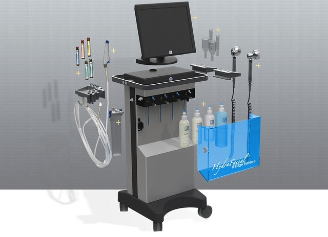 Hydra Facial Machine
