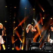 Little Big Town and Sheryl Crow at CMA Fest 2013