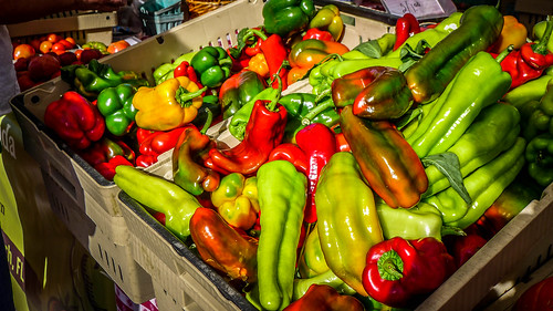 Farmers Market Peppers-001