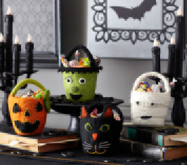 Halloween Treat Containers