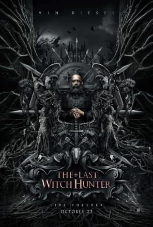 El Último Cazador de Brujas - Estreno de cine