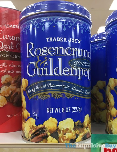 Trader Joe's Rosencrunch & Guildenpop
