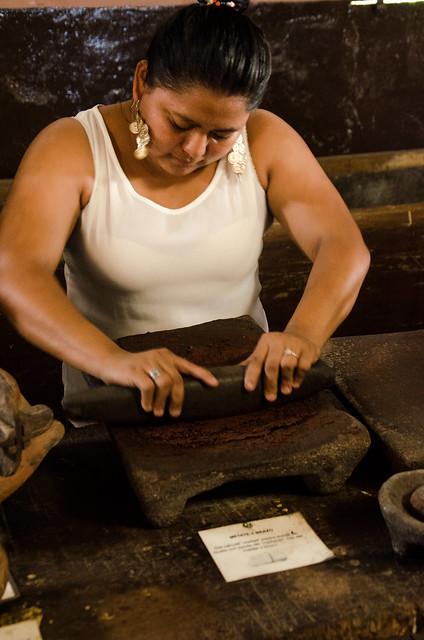 Hand made chocolate