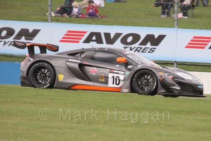 GT Racing at Donington Park, September 2015