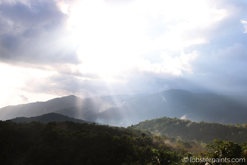 12 Oct 2015: Pagasa Weather Station   Catanduanes, Bicol, Philippines