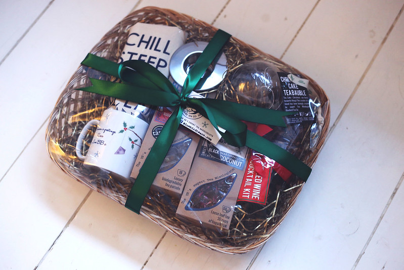 Bluebird Tea Hamper