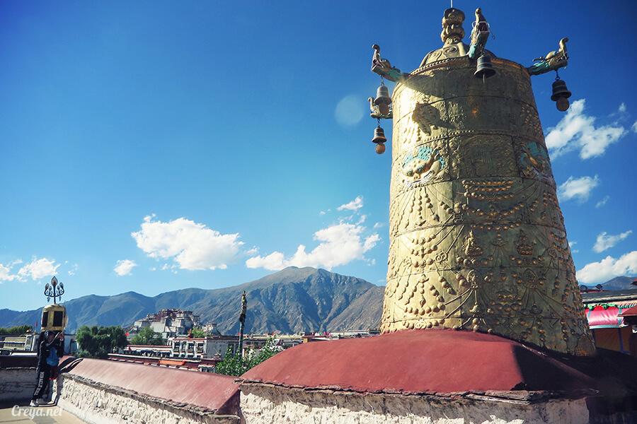 2015.12.09 | Tibet 西藏踢北去 | 尋找藏人真正的拉薩中心,被信仰力量震撼的大昭寺與舊城區 15.jpg