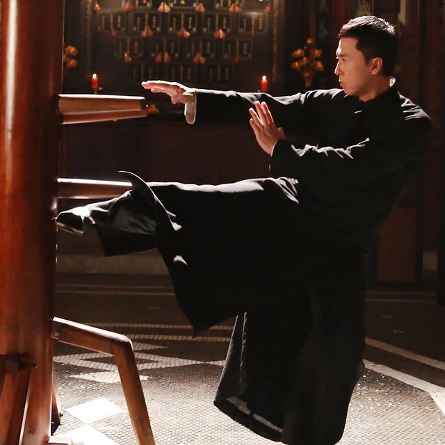 Donnie Yen Ip Man 3