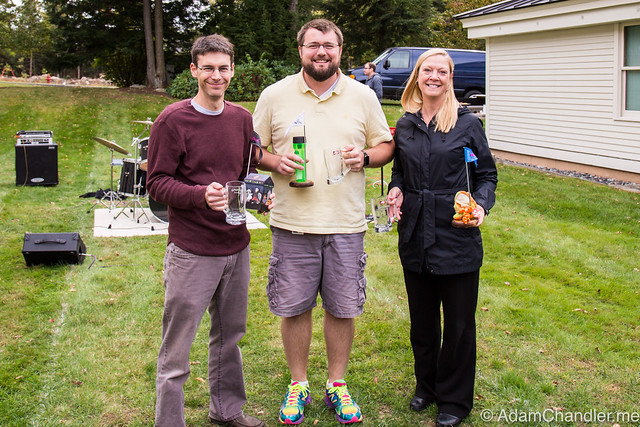 Home-brew Competition Winners