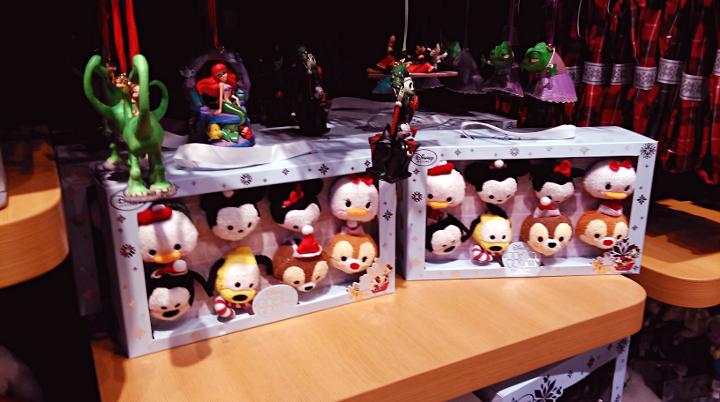 joulu tsum tsum