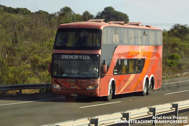 Serena Mar - Norte Chile - Modasa Zeus / Scania (DRTV84)