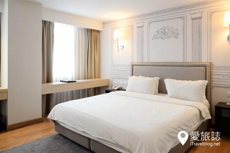 《曼谷酒店推介》Thee Bangkok:小资族好选择的特希酒店