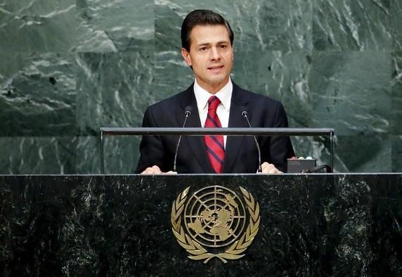 """Peña advierte en la ONU de """"amenaza"""" de """"nuevos populismos"""""""