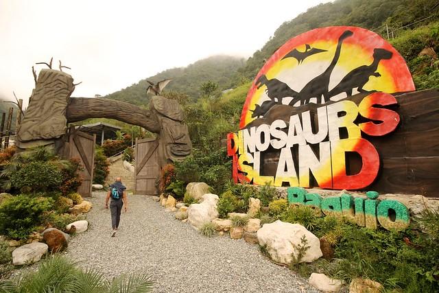Dinosaurs Island – Baguio Eco Park