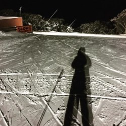 #nightski @ #fallscreek was awesome!