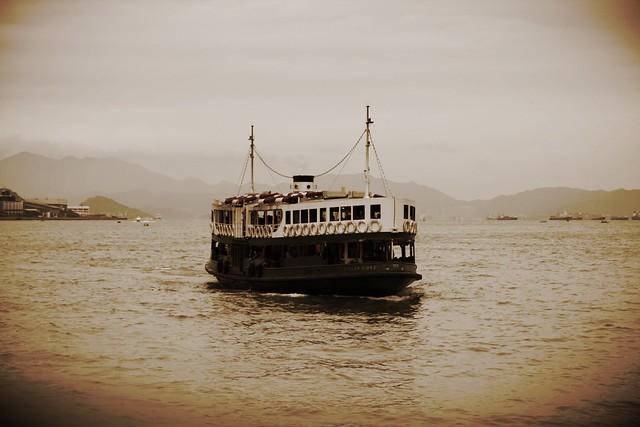 ship Hong Kong