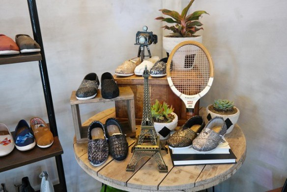 8c6a5795e41 TOMS sells casual and stylish shoes, bags, eyewear, and soon, coffee with  the vision of helping people around the globe and preserving our precious  planet.