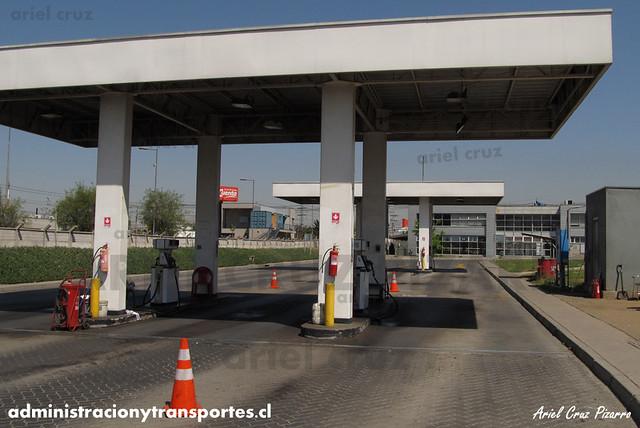 Terminal Recoleta - Subus Chile (Transantiago)