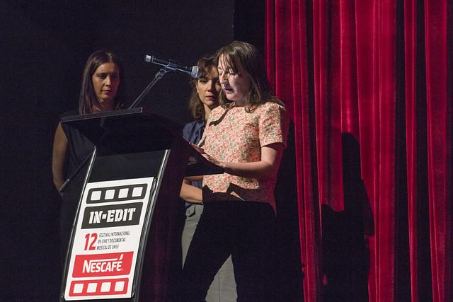 Jenniffer Walton, parte del jurado 2015 de la competencia nacional del festival.