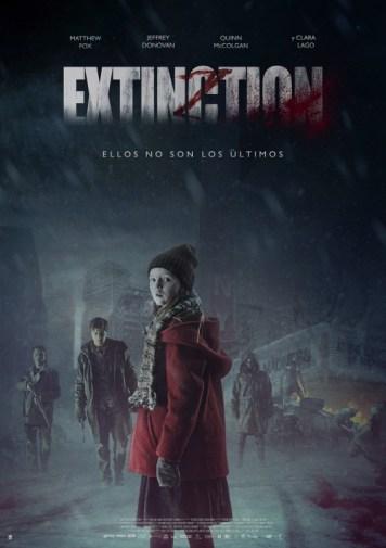 Extinction - Estreno de cine destacado
