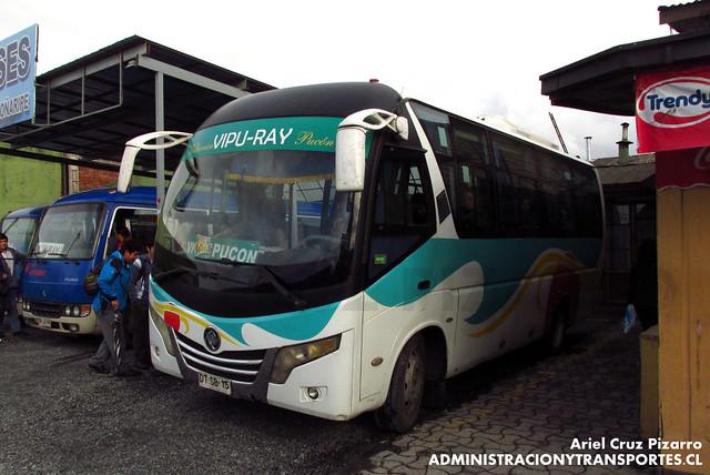 Buses Vipu-Ray - Villarrica - DongFeng EQ6690KS (DTSB15)