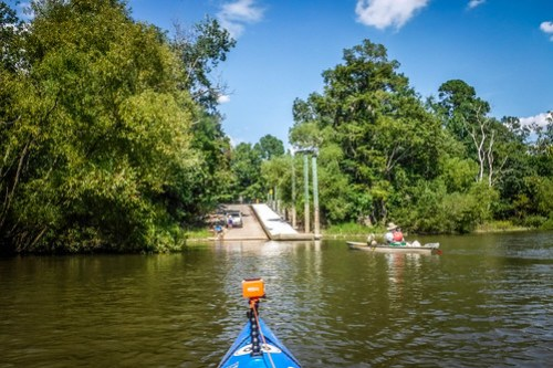 Savannah River Paddling-098