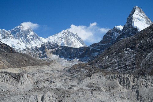 Everest from Scoundrel's Viewpoint